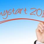 新年の抱負として2016年に実現したい3つのことを発表します!