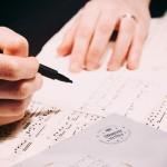 簡単ビジネス文書!寒中見舞いの文例を紹介します。色々使える便利な挨拶状です。